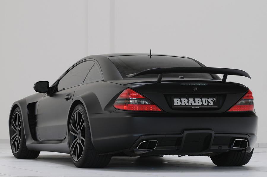 788bhp Brabus supercar: pics