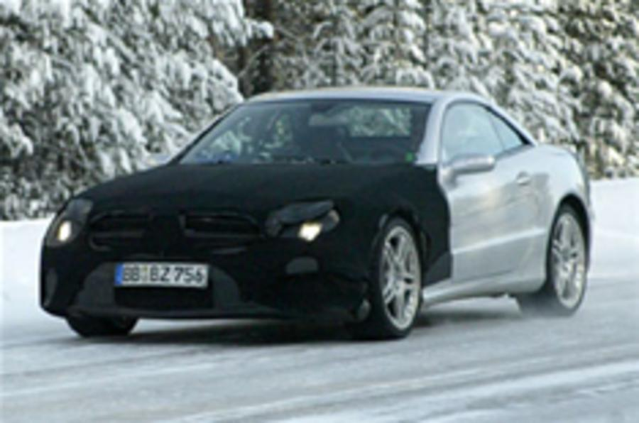 Merc SL in line for final facelift