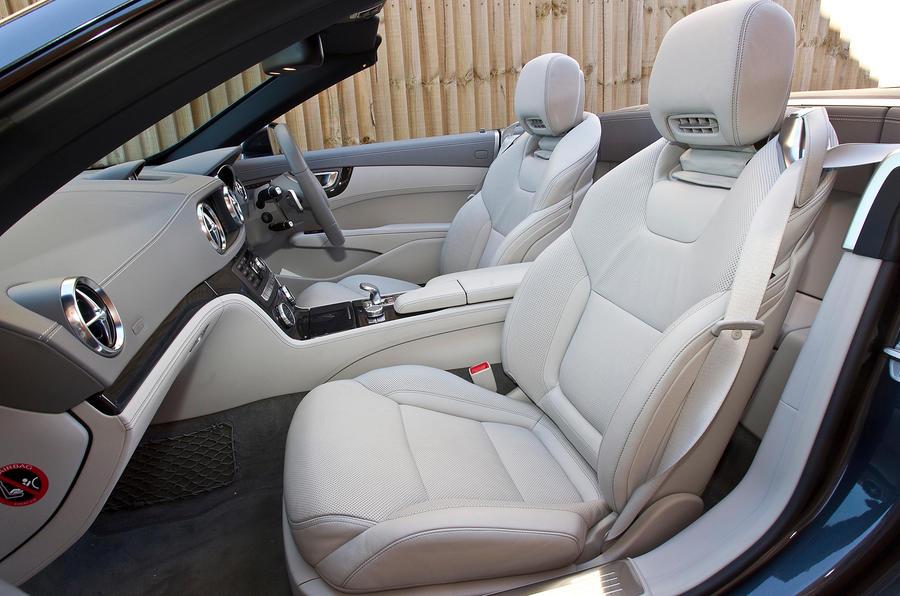 Mercedes Sl Review