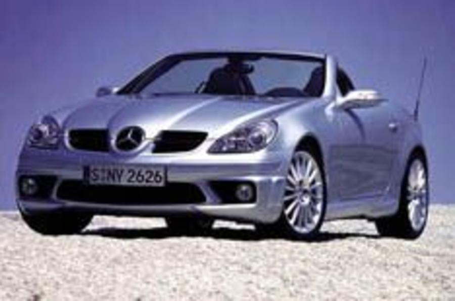 New SLK to get full AMG treatment