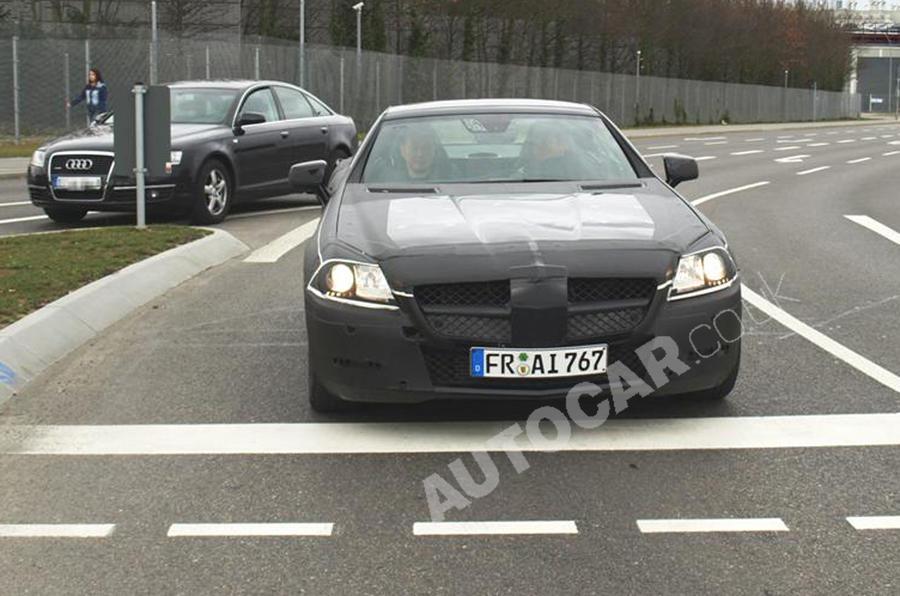 Merc SLK heads sports car blitz