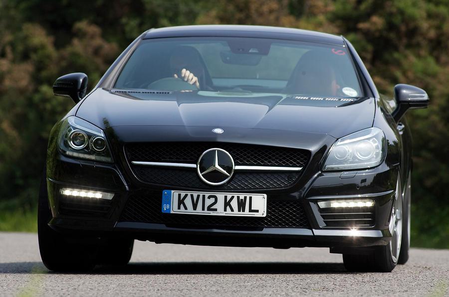 Mercedes-AMG SLK 55