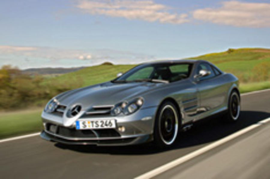 Refresh for Merc-McLaren SLR