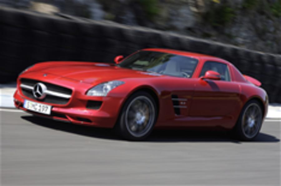 Merc plans SLS Black Series