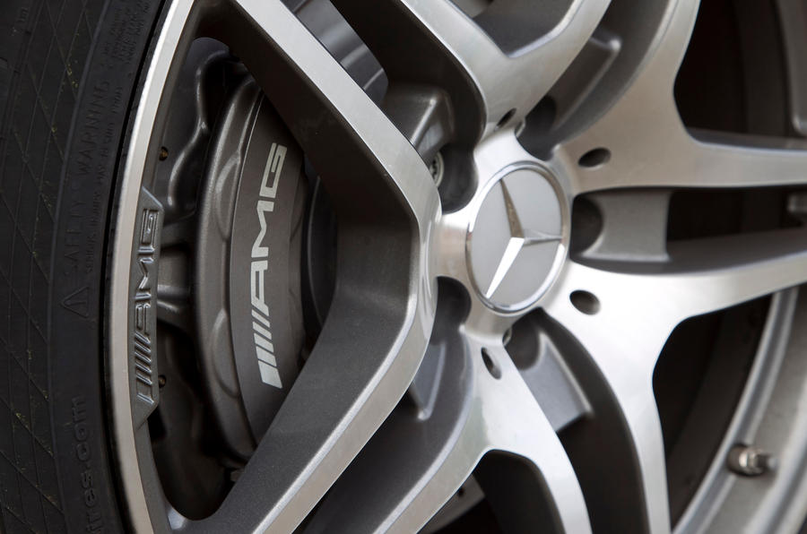 19in Mercedes-AMG SLS alloys
