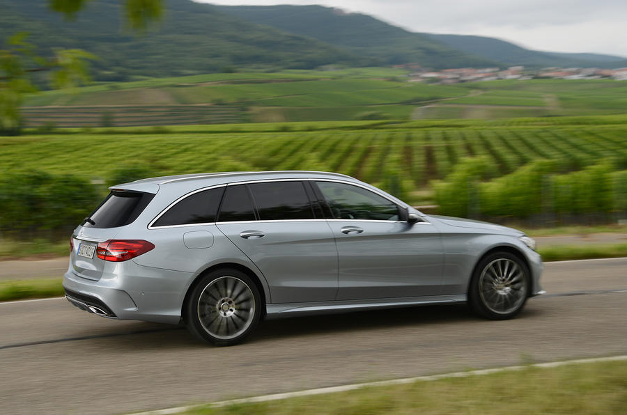 mercedes benz c class c 250 bluetec estate first drive. Black Bedroom Furniture Sets. Home Design Ideas