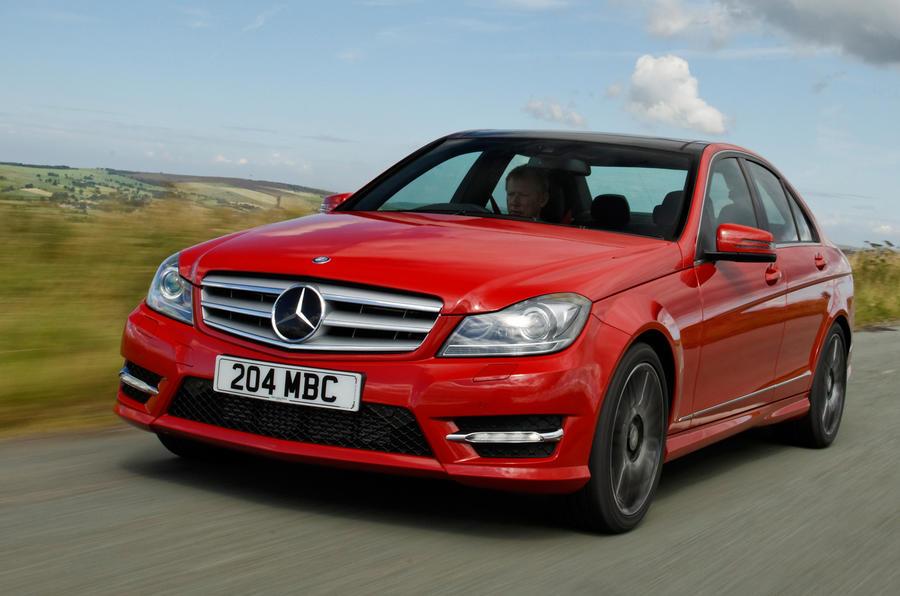 Mercedes Benz C Class ...