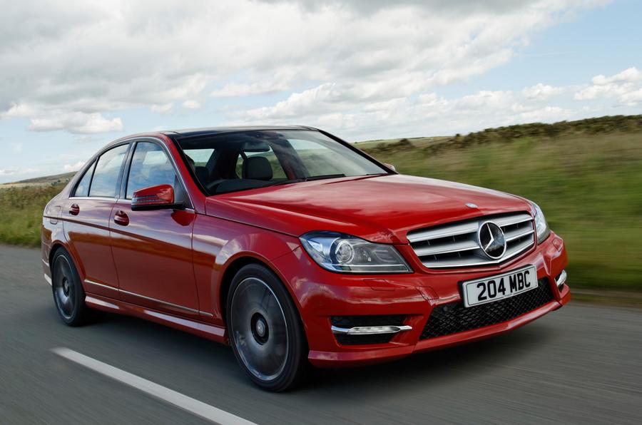 3.5 star Mercedes-Benz C-Class