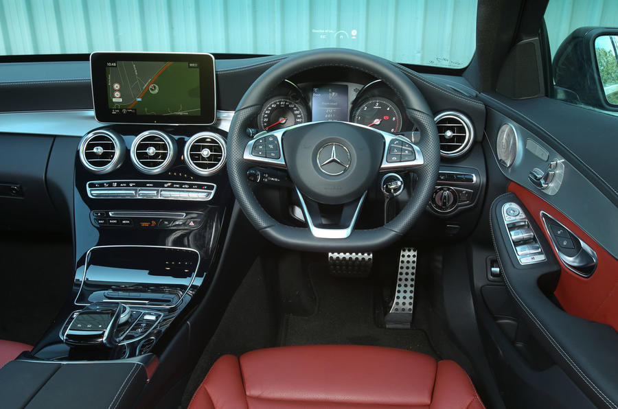 Mercedes-Benz C-class review (2018)