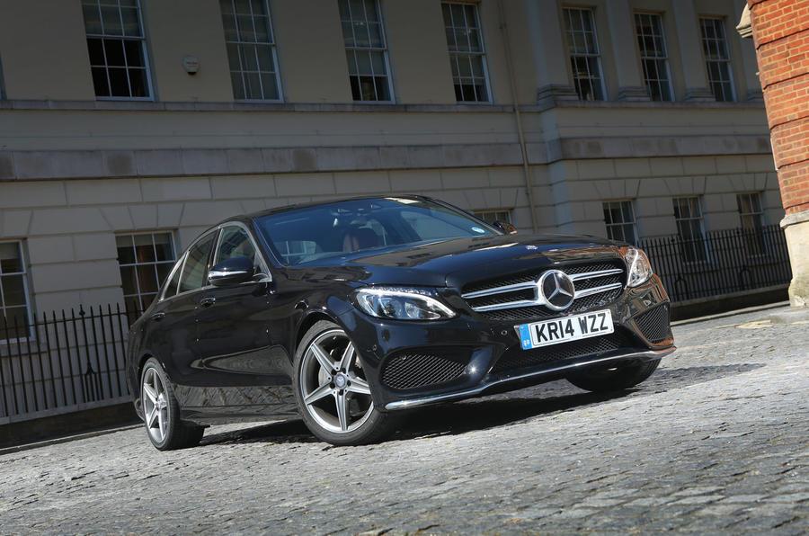 4 star Mercedes-Benz C-Class