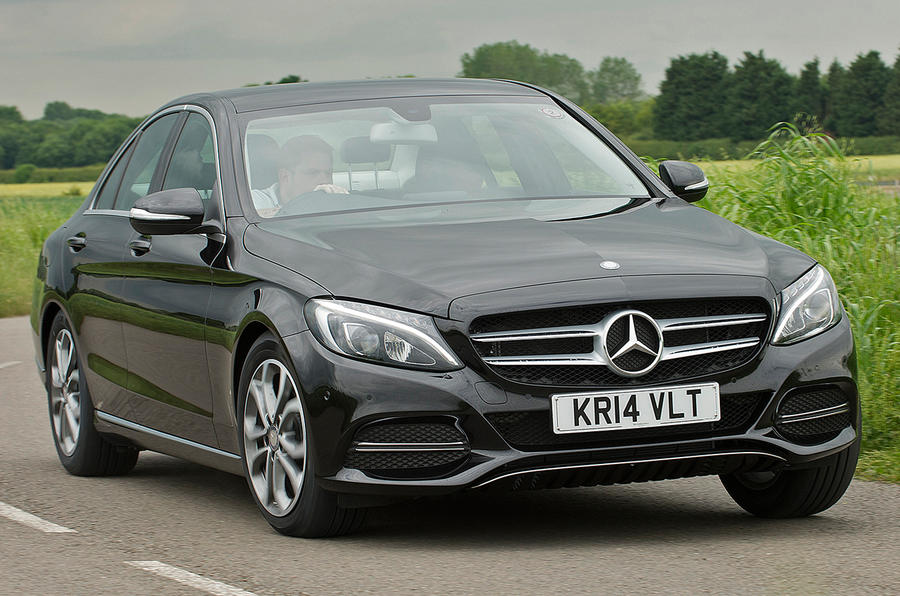 Mercedes-Benz C-class recalled for steering fault