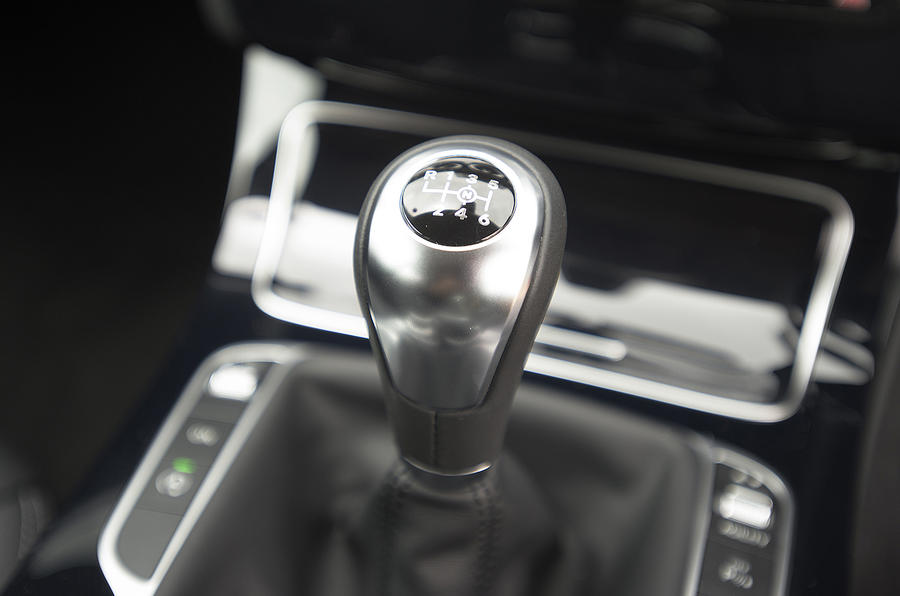 Mercedes-Benz C-Class manual gearbox