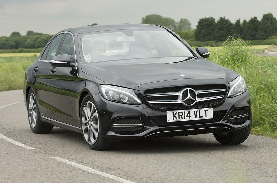 4.5 star Mercedes-Benz C 220