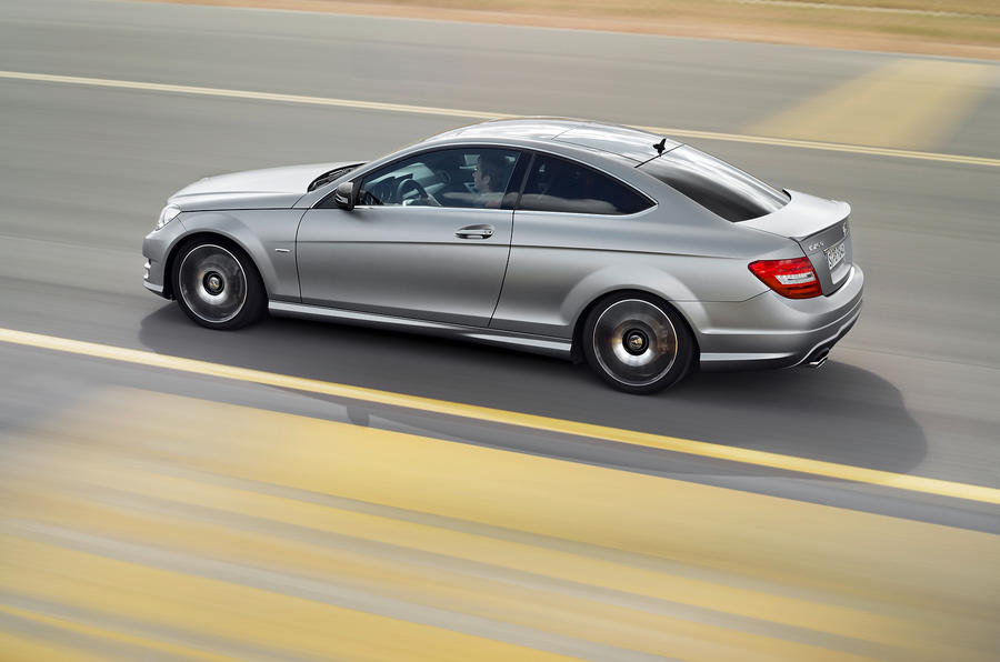 Mercedes C 250 Blueefficiency Coup 233 Sport Engineered By