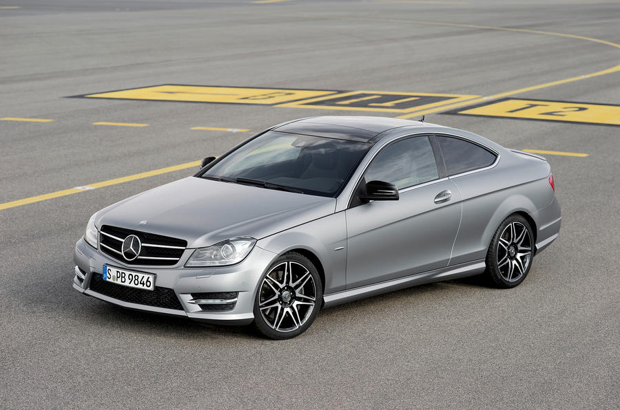 mercedes c250 coupe 2013 fuel consumption