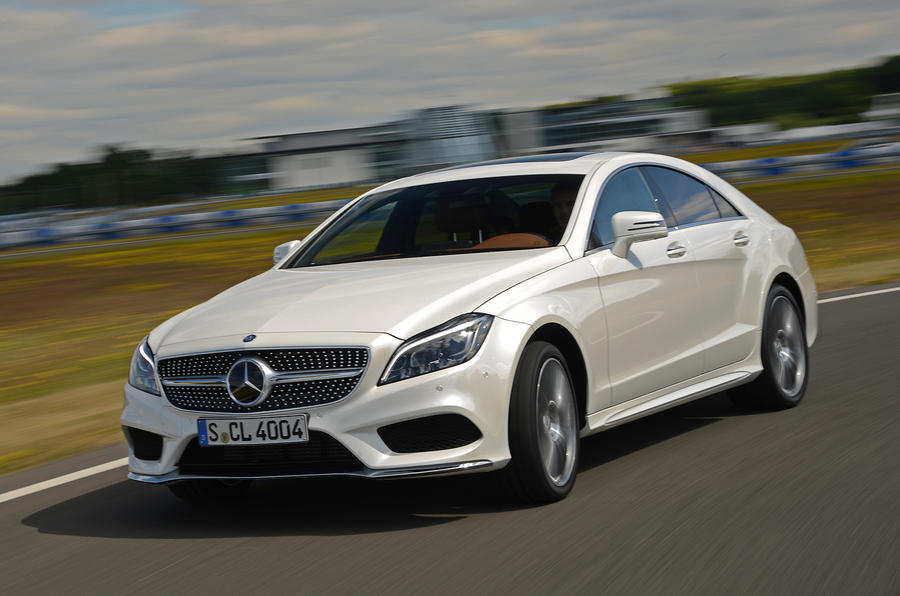 Mercedes-Benz CLS 350 Bluetec first drive review