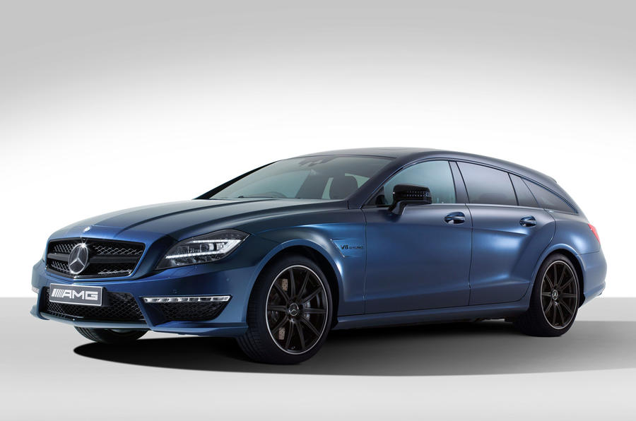 Quick news: Bespoke Mercedes CLS 63 Shooting Brake