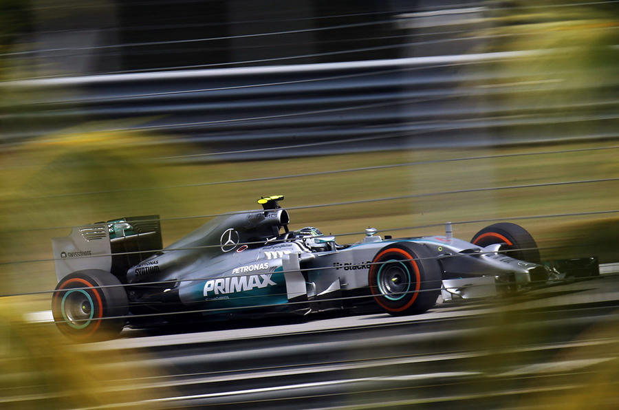 British GP preview - The brains behind Mercedes-Benz's F1 engine domination