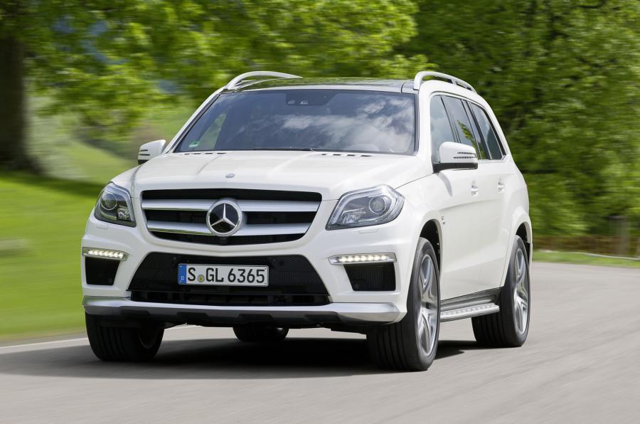 £91,715 Mercedes-AMG GL 63