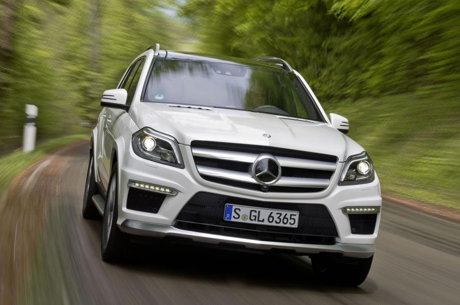 3 star Mercedes-AMG GL 63