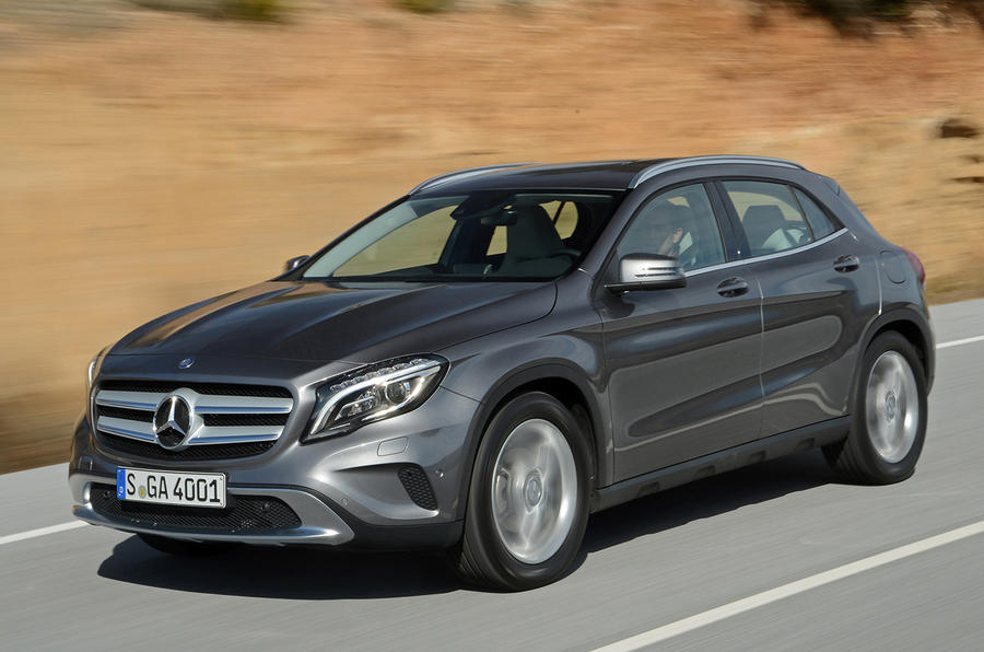mercedes benz gla200 cdi first drive. Black Bedroom Furniture Sets. Home Design Ideas