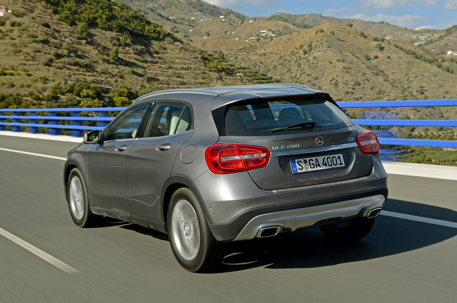 mercedes-benz gla200 cdi first drive