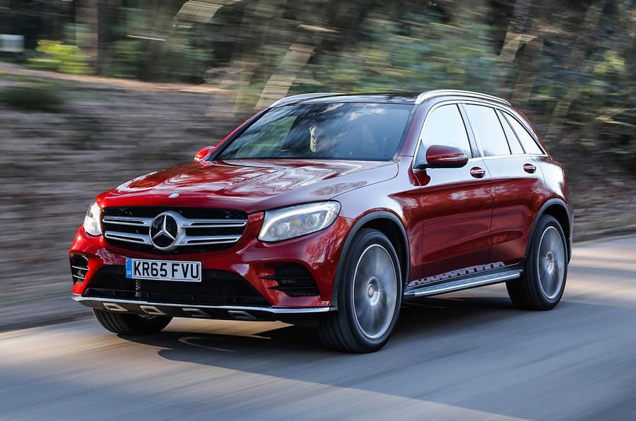 Mercedes glc review 2017
