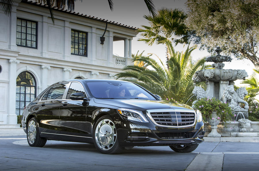 4.5 star Mercedes-Maybach S 600