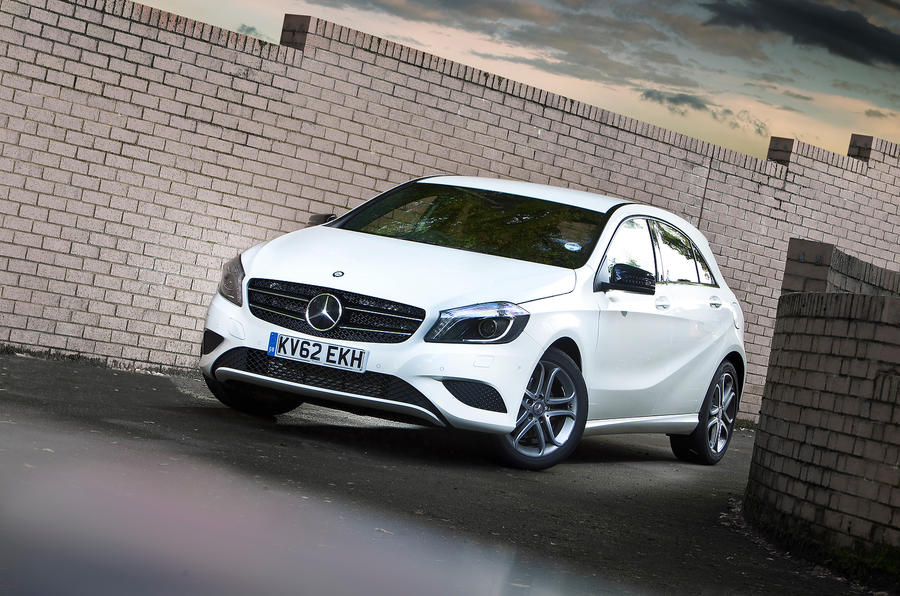 Mercedes benz a class verdict autocar for Mercedes benz of arrowhead reviews