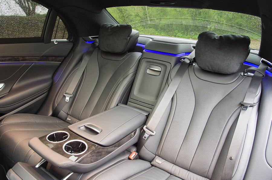 Mercedes-Benz S300 BlueTEC Hybrid UK first drive review