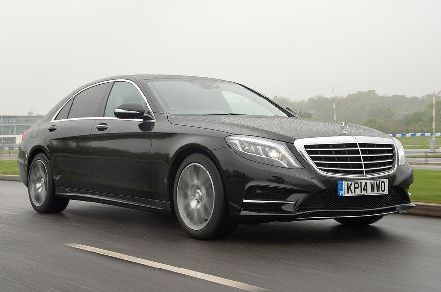 Mercedes Benz S300 BlueTEC Hybrid UK First Drive Review