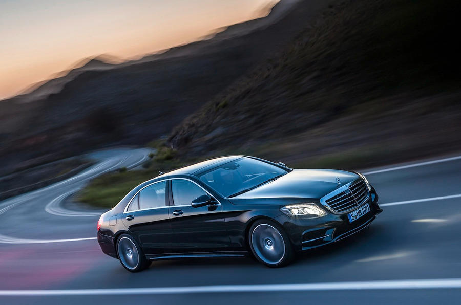 New Mercedes S-class pricing announced