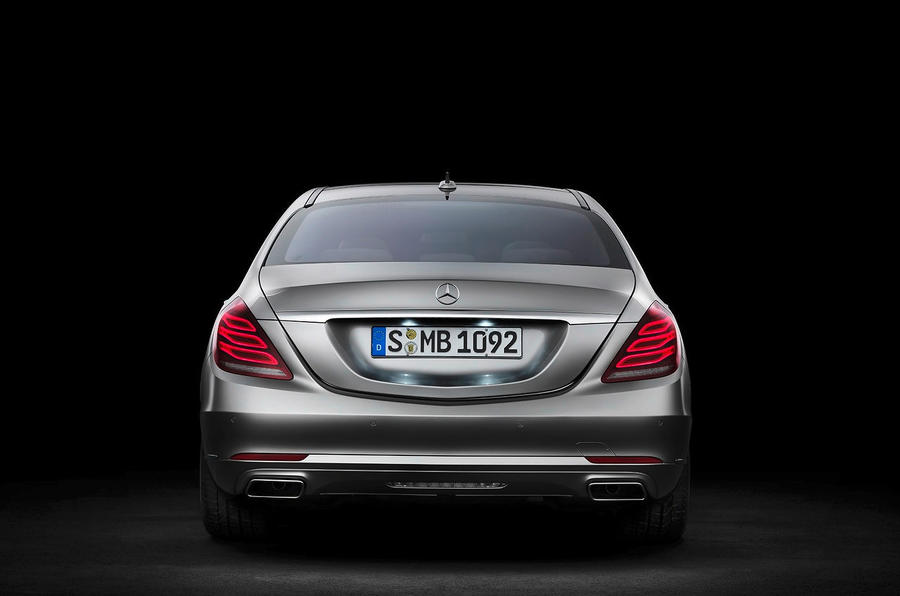 Latest S-class will be the most high-tech yet