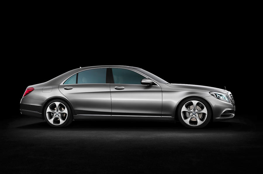 All-new Mercedes-Benz S-class revealed in full
