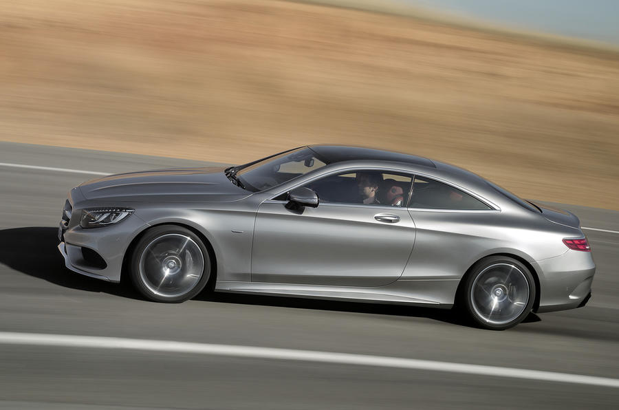Mercedes benz s 500 coupe 4matic first drive for Mercedes benz s class 500