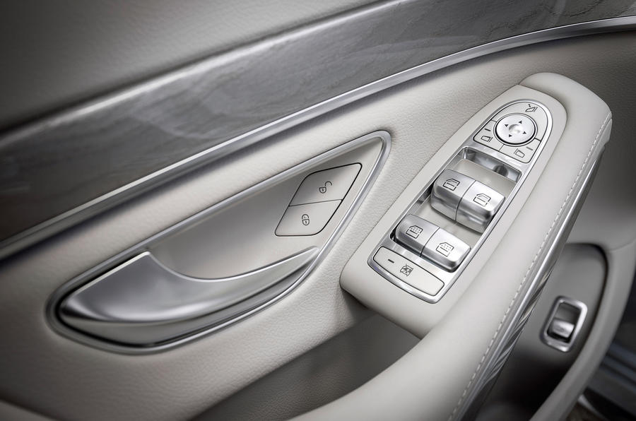 Mercedes-Benz S63 AMG first drive review