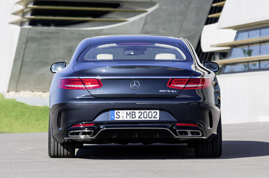 Mercedes s65 amg coupe to cost 183k for Mercedes benz v12 price