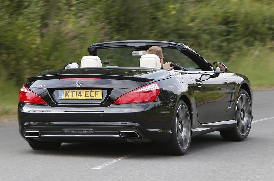Mercedes Benz Slk Review Top Gear