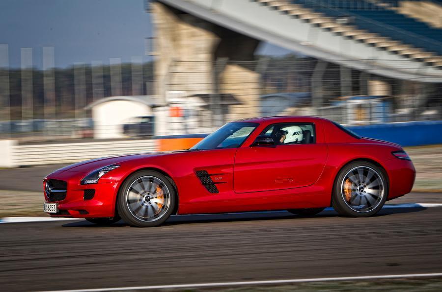 £180,000 Mercedes-AMG SLS GT