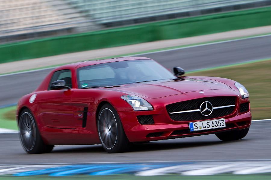 583bhp Mercedes-AMG SLS GT