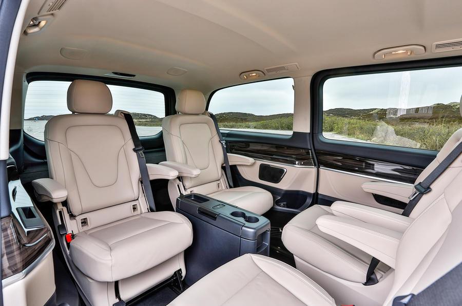Mercedes V250 BlueTec