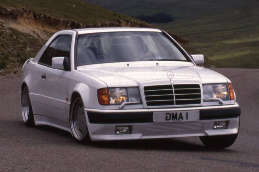 The History Of Mercedes Benz Amg Picture Special Autocar