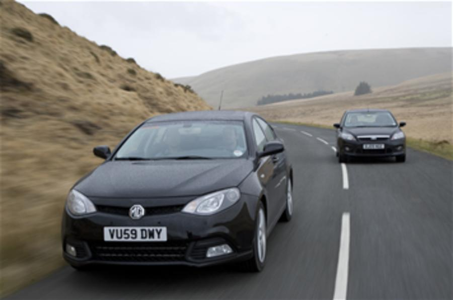 MG 6 UK launch 'delay' confusion