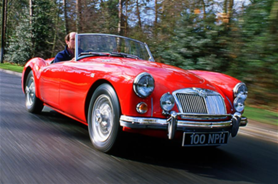 £4bn historic car industry lauded