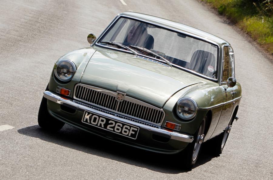 £55,000 MG LE50
