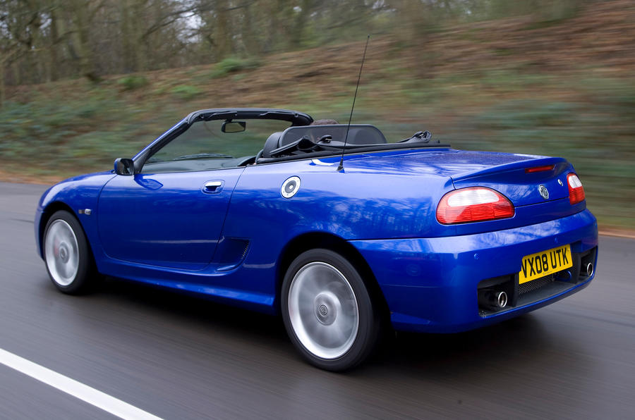 Mgf Sports Car Review