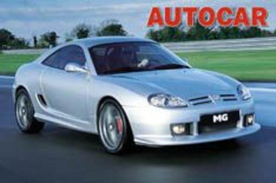 Autocar unveils MG Rover's future