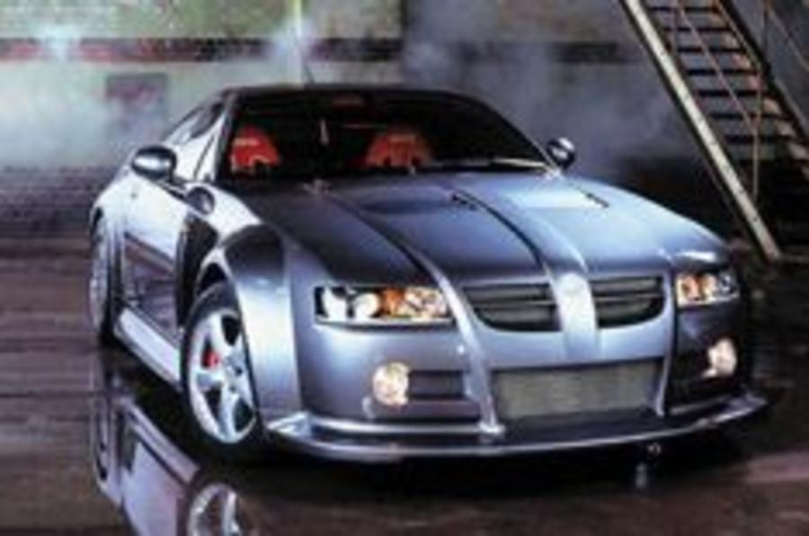 MG SV to battle 911 Turbo on price