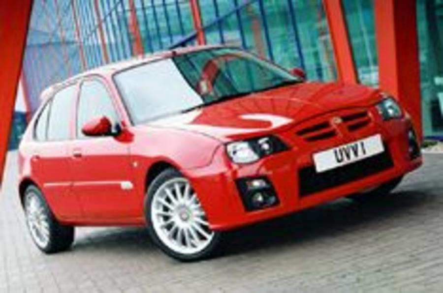 MG Rover sold to China
