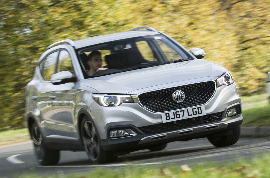 MG ZS Review (2019) | Autocar